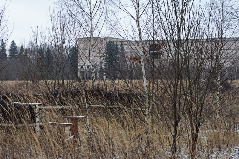 подмосковье 4x4