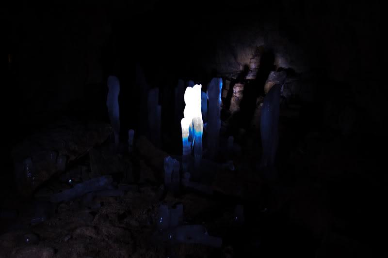 Старица пещера ледяная