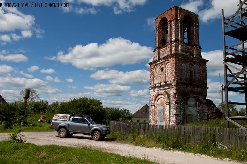 Церковь Нерль