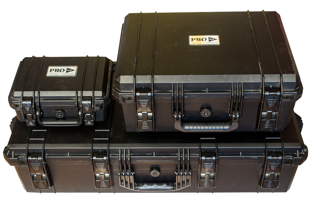 Защищенный кейс PRO-4x4