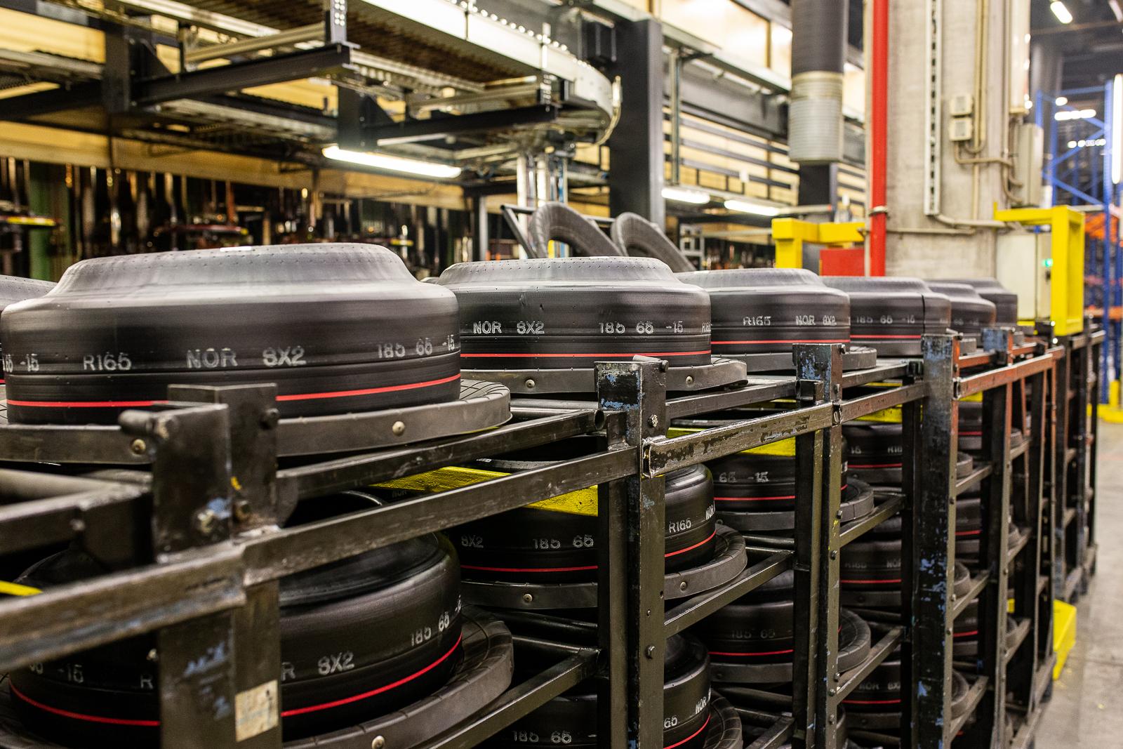 завод Всеволожск Nokian Tyres