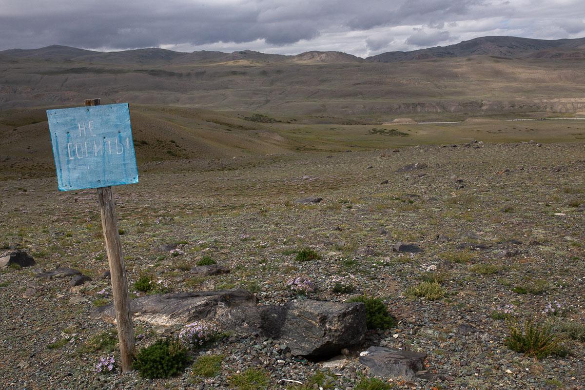 путешествие кемперы Алтай