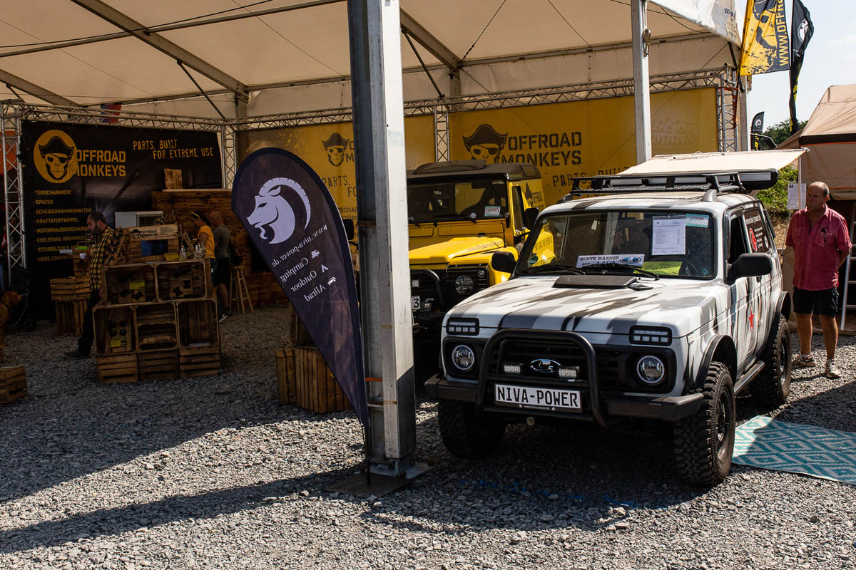 выставка Abenteuer and Allrad