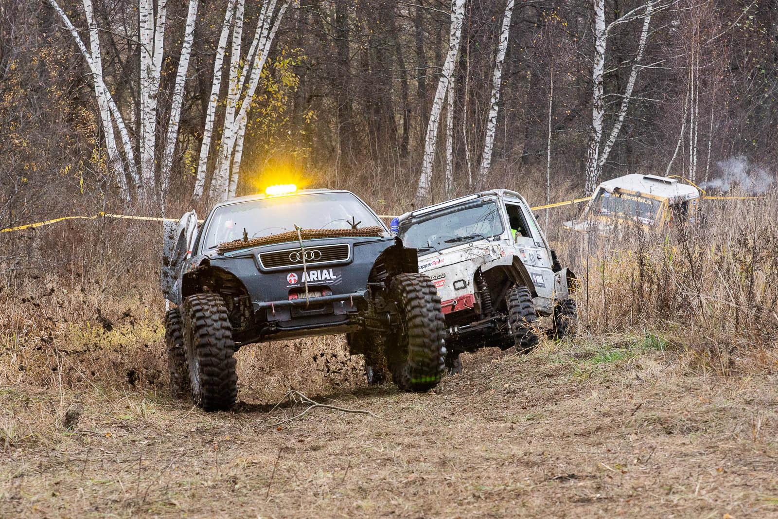 4x4 OFF-ROAD RuTec MASTERs 2018